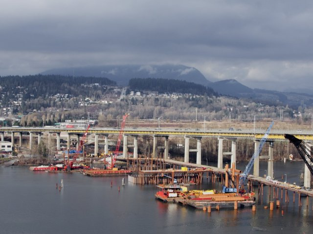 Port Mann Bridge / Highway 1 Improvement Project (PMH1)